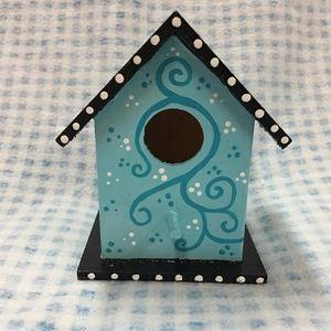 Decorative Indoor Birdhouse